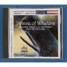 Prince of Whalers Audio CD