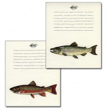 RECIPE CARDS - FISH