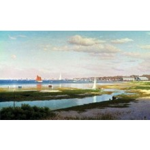 1007499 NANTUCKET HARBOR s/n Lithograph