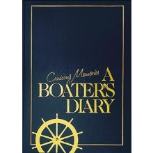 Personalized Boater's Diary