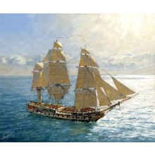 1041518 Flying Kites HMS Surprise RE G/P