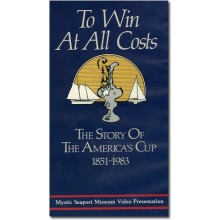 To Win at All Costs VHS Format