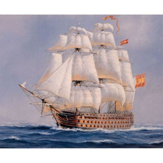 SANTISIMA TRINIDAD, 1769