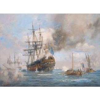 HMS AUGUSTA, Philadelphia, 1777