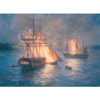 Fireships on the Hudson