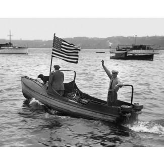 Hoag's Outboard, 1925