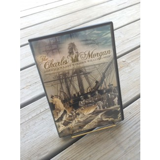 The Charles W. Morgan DVD