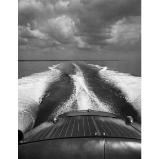 Wake from a Runabout, 1928