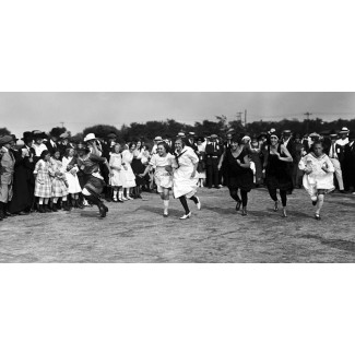 Foot Race at Rye, 1920