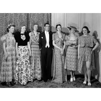 Fashion Display, 1937
