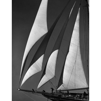 MIGRANT Headsails, 1934