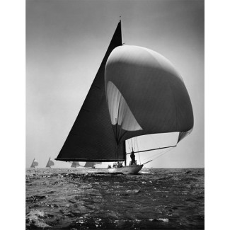 RANGER Off the Wind, 1937