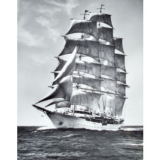 SEA CLOUD, 1939