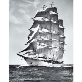 SEA CLOUD, 1939