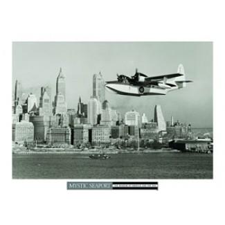 Over New York, 1946