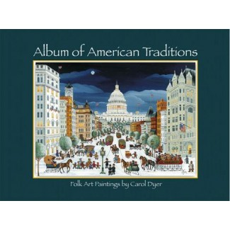 ALBUM OF AMERICAN TRADITIONS: Regular Edition
