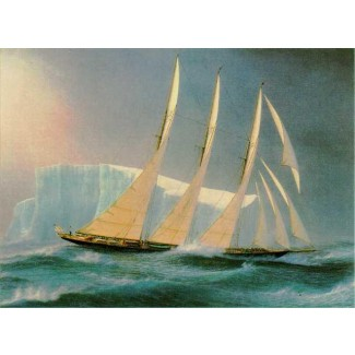 ATLANTIC, Signed Lithograph by Tim Thompson