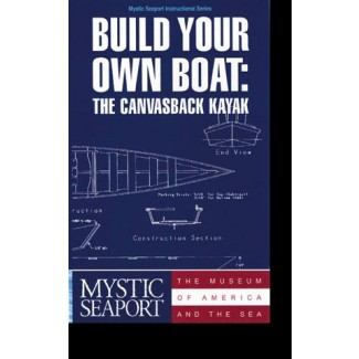Build Your Own Boat: The Canvasback Kayak (VHS For