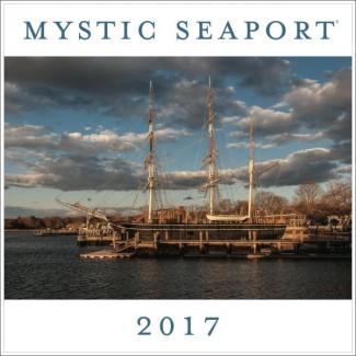 2017 Mystic Seaport Wall Calendar