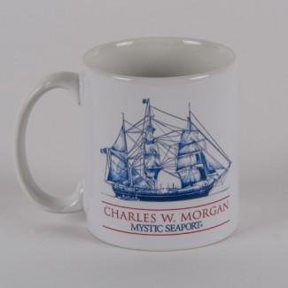 Charles W. Morgan Souvenir Mug