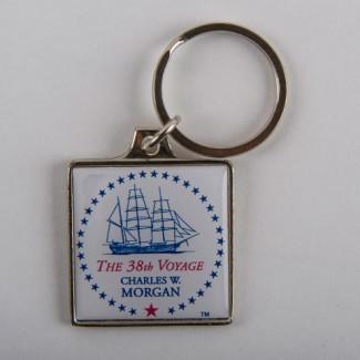 38th Voyage Key Chain