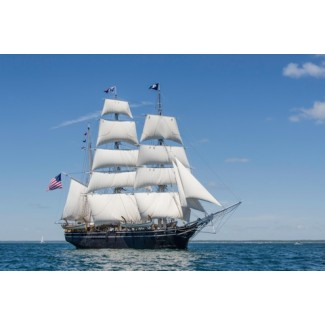Sailing to New Bedford July 2014
