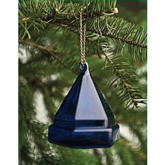 Deck Prism Ornament - Blue