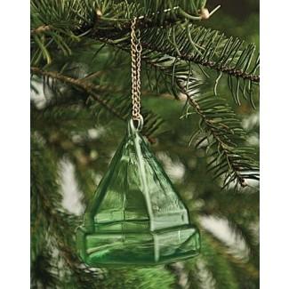 Deck Prism Ornament - Green