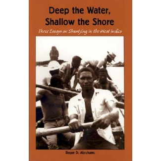DEEP THE WATER, SHALLOW THE SHORE by Roger D. Abra