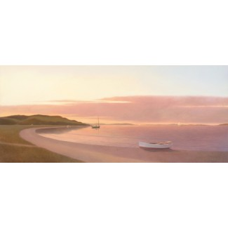 1040412 EVENING IDYLL s/n Giclee on Canvas