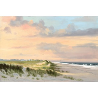 1040551 EVENING SHADOWS s/n Giclee on Canvas
