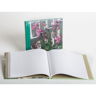 Picket Fence Guestbook