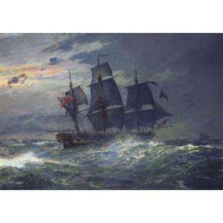 HMS INDEFATIGABLE