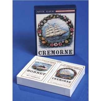 HORNET & CREMORNE Double-Deck Playing cards