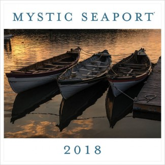 2018 Mystic Seaport Wall Calendar