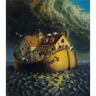 1032977 NOAH'S ARK s/n Giclee on Paper