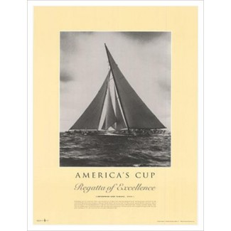 Regatta of Excellence - ENTERPRISE and YANKEE, 1934