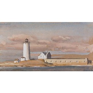 "1007431 PORTSMOUTH ""NEW CASTLE"" Lithograph"