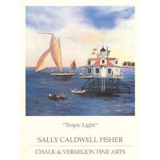 1007675 Tropic Light Poster by S. Fisher
