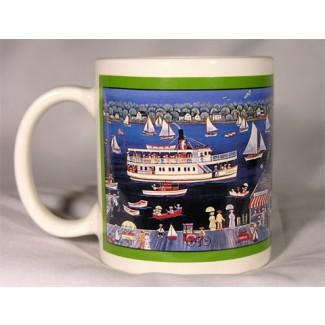 Carol Dyer Spring Mug