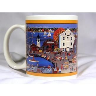 Carol Dyer Fall Mug
