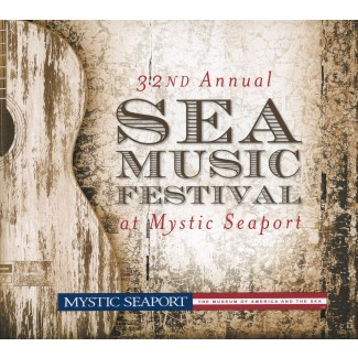 32nd Annual Sea Music Festival Music CD
