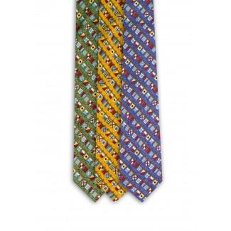 Signal Tie - Lanyard Design