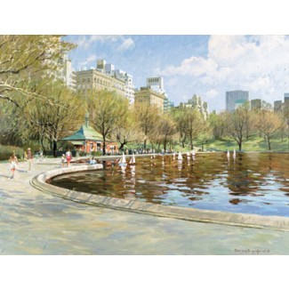 SPRING DAY, CENTRAL PARK
