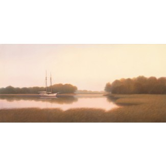 1040410 SUBLIME ANCHORAGE s/n Giclee on Canvas