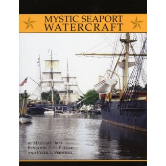 1017791 Mystic Seaport Watercraft - Hardcover