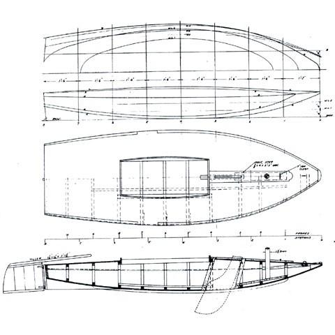 Marsh duck boat design