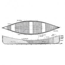 A.L. ROTCH, Pulling Boat Model 109