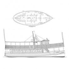 SABINO, Steamboat