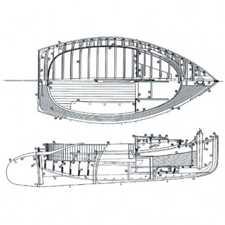 BRECK MARSHALL Cape Cod Catboat